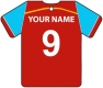 Personalised West Ham United