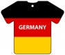 Personalised Germany Jersey