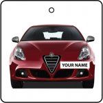 Your Name Alfa Romeo Giulietta