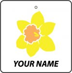 Personalised Welsh Daffodil