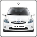 Your Name Toyota Auris