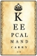 Keep Calm And Carry On Vintage Eye Chart