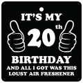 20th Birthday Lousy