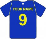 Personalised AFC Wimbledon