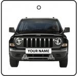 Your Name Jeep Patriot (2014 On)
