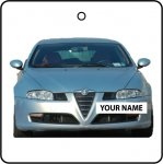 Your Name Alfa Romeo GT