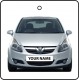 Your Name Vauxhall Corsa 2006 On