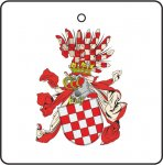 Croatian Crown Land Coat of Arms