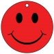 Red Smiley Face