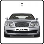 Your Name Bentley Continental Flying Spur