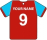Personalised Burnley