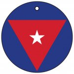 Cuban Air Force Roundel