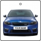 Your Name Skoda Octavia VRS (2013 On)