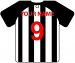 Personalised Dunfermline Athletic