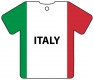 Personalised Italy Jersey