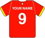 Personalised Albion Rovers