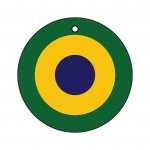 Brazilian Air Force Roundel