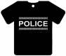 Personalised Police Shirt