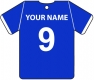 Personalised Cardiff City