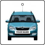 Your Name Skoda Roomster