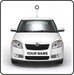 Your Name Skoda Fabia 2007 On