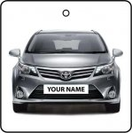 Your Name Toyota Avensis (2012 On)
